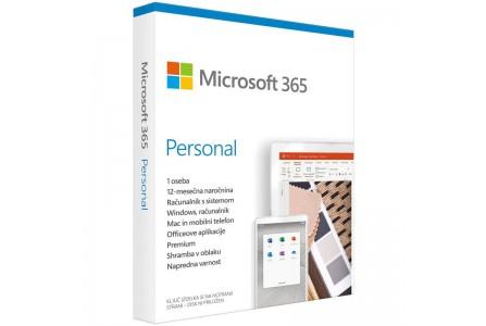 """Lenovo V15-ADA + DARILO 15,6"""" Backpack + Microsoft 365 Personal (1 leto)"""