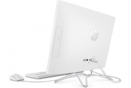 HP All-in-One 24-f0054ng Snow White