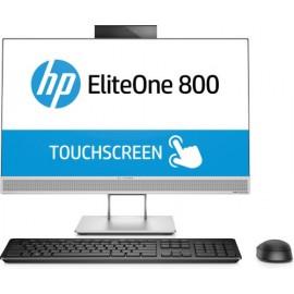 HP EliteOne 800 G4 Touchscreen AiO / i5-8500 / 1 TB + 256 GB SSD