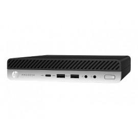 HP ProDesk 600 G3 - mini desktop - Core i3 6100T 3.2 GHz